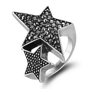 """Jewelry - """"Upon a Star"""" Fashion Statement Ring"""